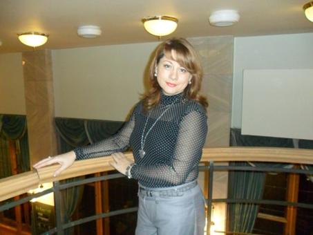 Лектор-Методист Ольга